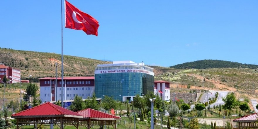 Yozgat Bozok Üniversitesi büyümeye devam ediyor