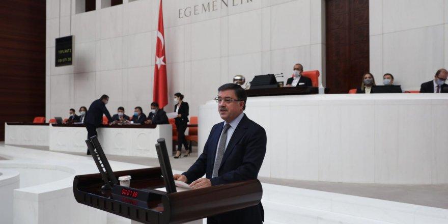 Ak Parti Yozgat Milletvekili Başer: Ak Parti, reformların ve yeniliklerin partisidir