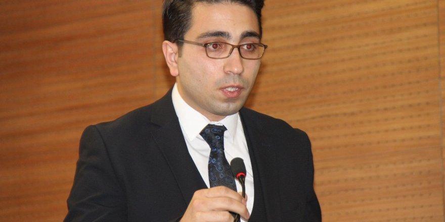 Ak Parti Yozgat Gençlik Kolları Başkanı Taşdemir: Tarif edilemez acılar yaşandı