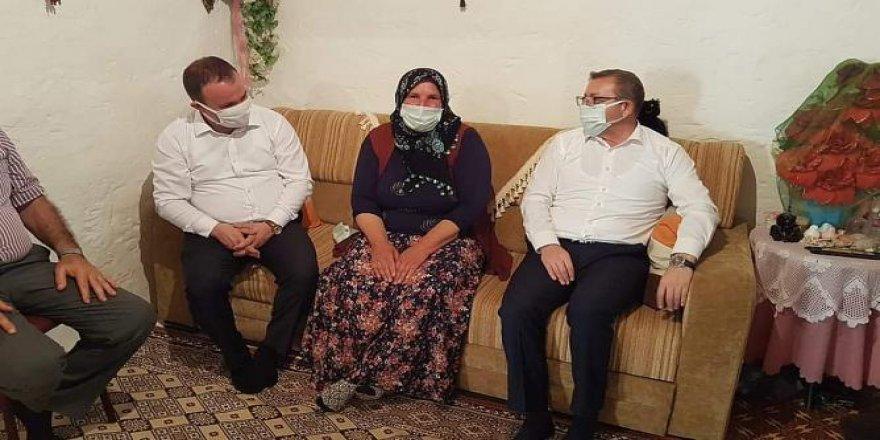 Yozgat Valisi Polat, Zeynep teyzeye verdiği sözü tuttu
