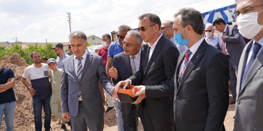 Sarıkaya'da Erkek Hafızlık Kursu ve Gençlik Merkezi açıldı