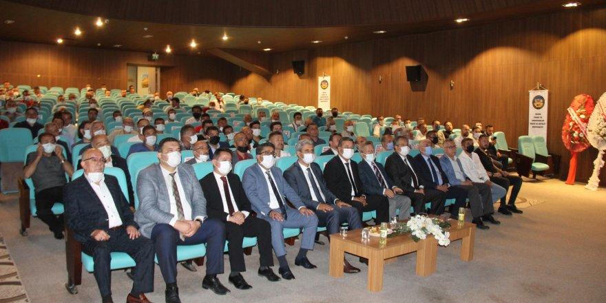 Şenol Ayaroğlu yeniden başkan seçildi