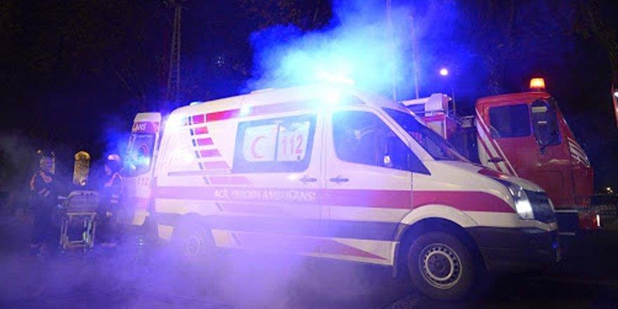 Yozgat'ın Sorgun ilçesinde ölümlü trafik kazası! Olay verinde can verdi
