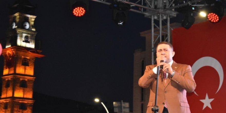 MHP Yozgat Milletvekili Ethem Sedef hainlere böyle seslendi