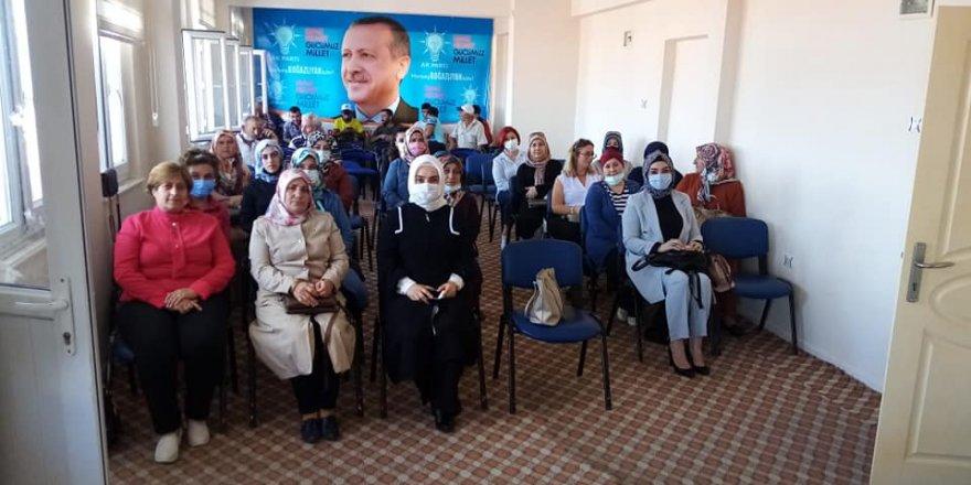 AK Parti Kadın Kolları Yozgat İl Başkanlığı'ndan istişare toplantısı