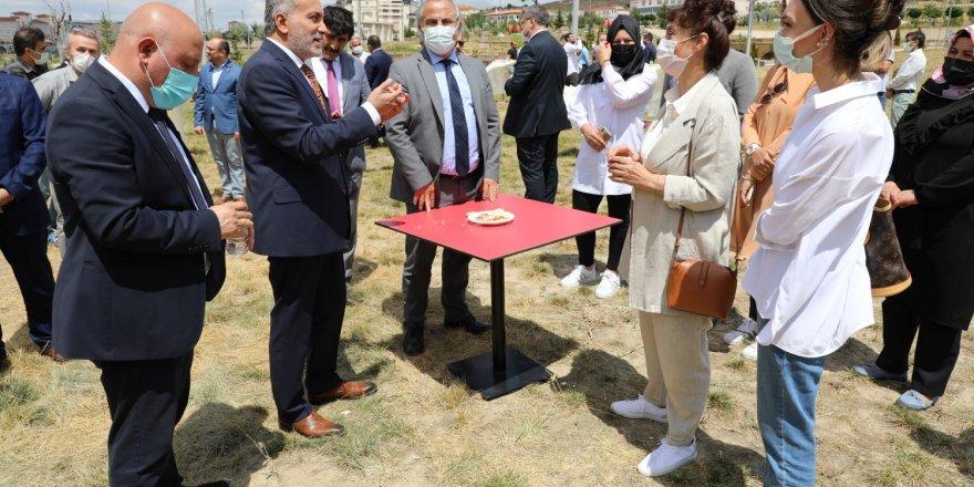Yozgat Bozok Üniversitesi de bayramlaştı