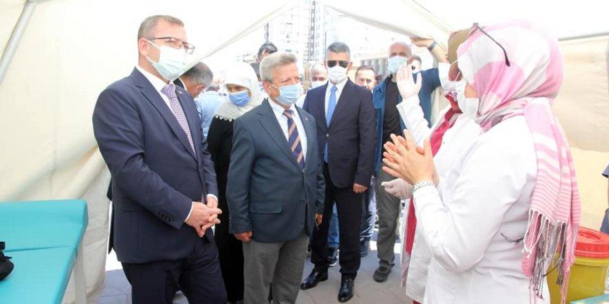 Vali Polat'tan Yozgat'a kritik çağrı!