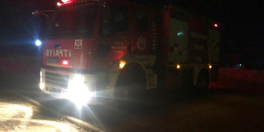 Türkiye'nin ilk Milli Parkında yangın nöbeti