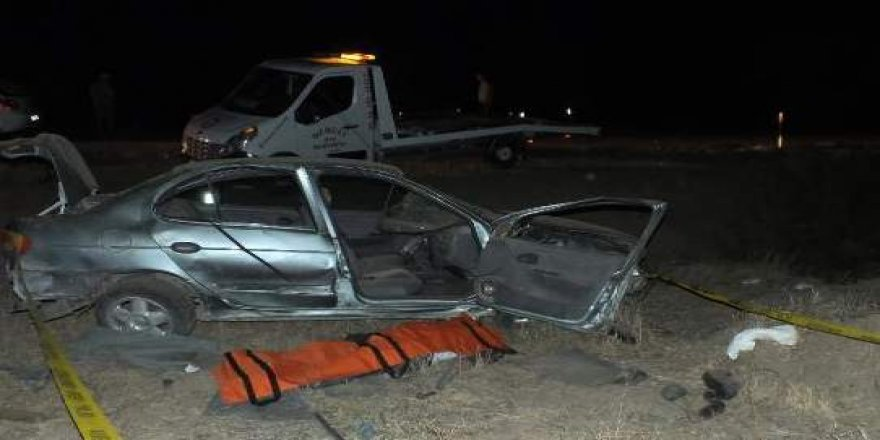 Yozgat'ta dehşete düşüren trafik kazası!