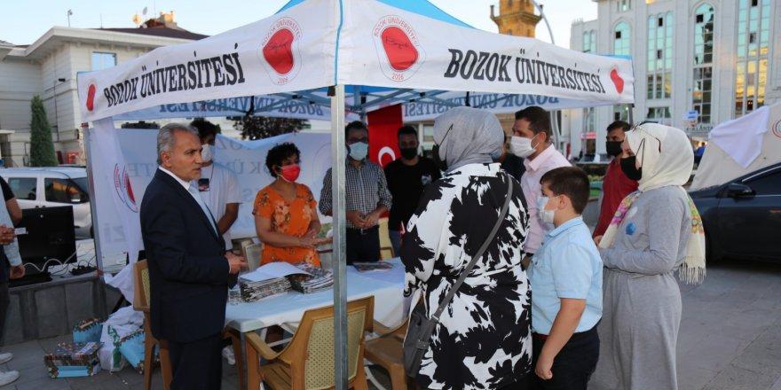 Yozgat Bozok Üniversitesi'nden öğrencilere danışmanlık desteği