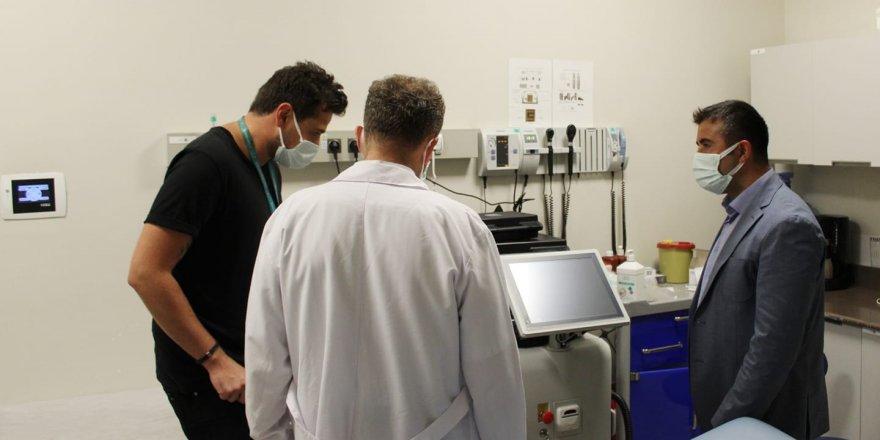 Yozgat Şehir Hastanesi'ne bir yeni bölüm daha