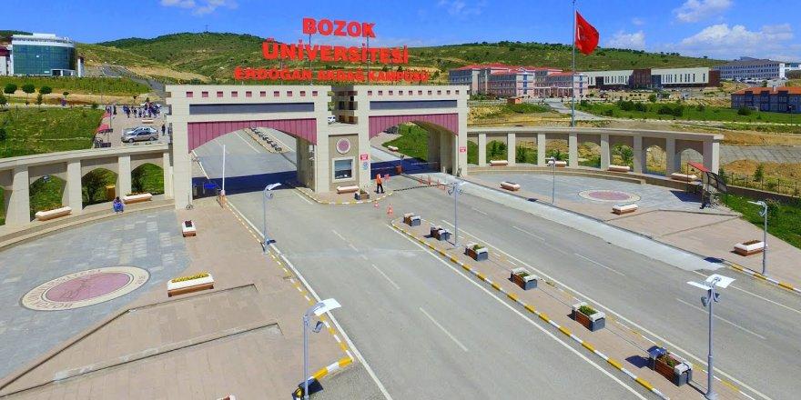 Yozgat Bozok Üniversitesi TEKNOFEST'te finalde