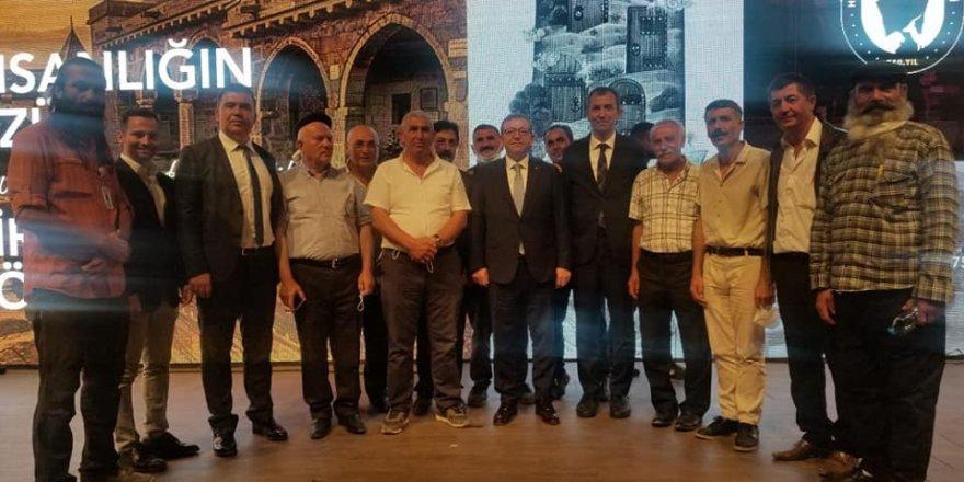 Yozgat Vali Polat, Nevşehir'de anma etkinliklerine katıldı