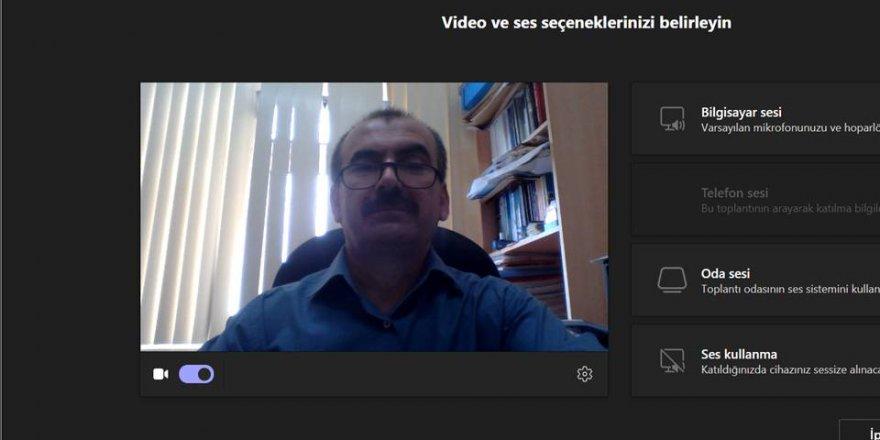 Prof. Dr. Mustafa Böyükata'dan eğitim semineri