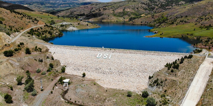 Yozgat'a son 18 yılda kaç gölet ve baraj yapıldı? DSİ son verileri paylaştı