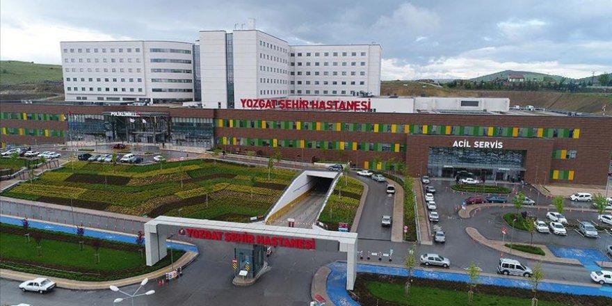 Vurguncuların bu seferki adresi Yozgat Şehit Hastanesi Oldu