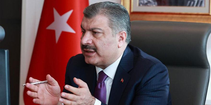 Bakan Koca açıkladı! Yozgat'ta vaka sayıları düşüyor mu?