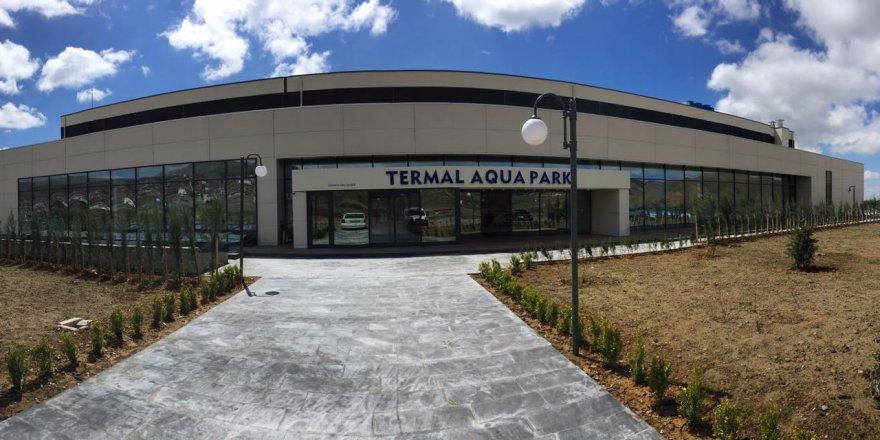 Yozgat Termal Aqua Park'ın akıbeti belli oldu