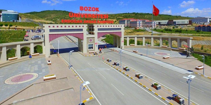 Yozgat Bozok Üniversitesi'nden şok eden rakam! 2021 sıralaması belli oldu