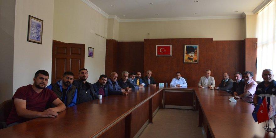 Sorgun Belediye Başkanı Ekinci'den esnafa uyarı
