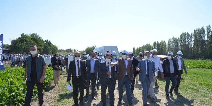 Çiftçi Meclisi toplantısı yapıldı