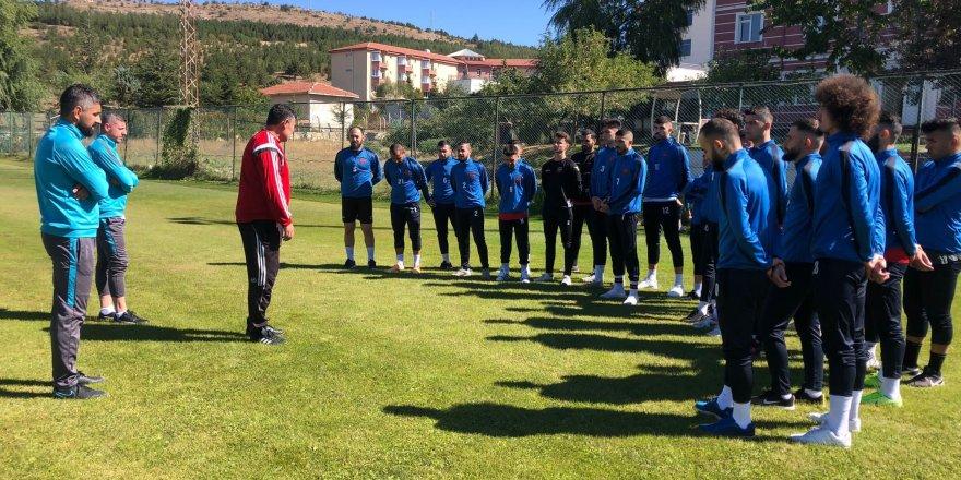 Yozgatspor'un genç yeteneği göz dolduruyor