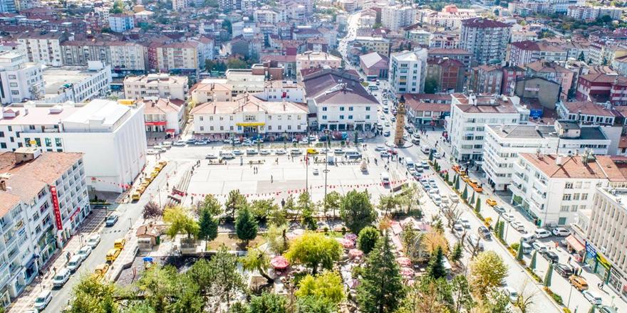 İki tepeyi işaret edip 'Yozgat'ı kim kurtaracak' diye sordu