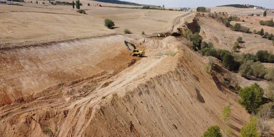 İç Anadolu bölgesinin en büyük tabiat parkı olacak projede yeni gelişme