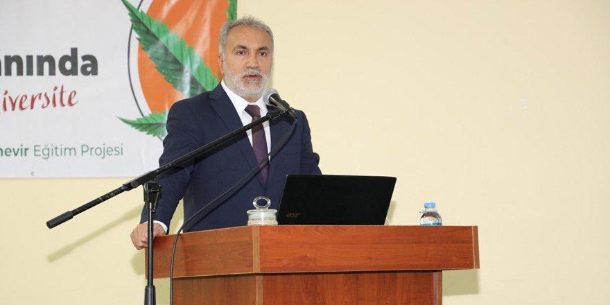 Bozok Üniversitesi Rektörü Karadağ: Yol haritası çizilmeye başlandı