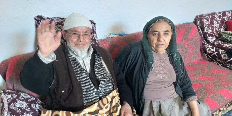 92 yaşındaki Hacı Bekir Amca Yozgat'a umut verdi