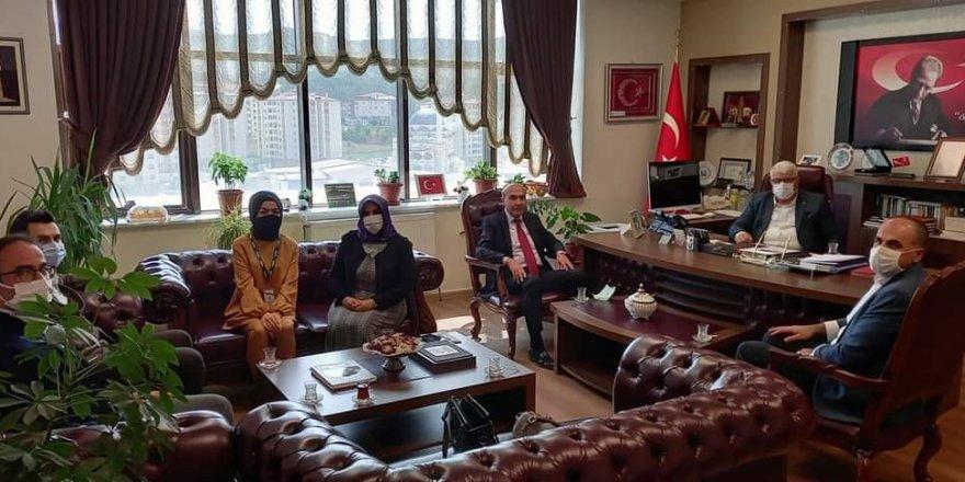 Yozgat İl Milli Eğitim Müdürü Yazıcı'dan Yeşilay'a destek sözü