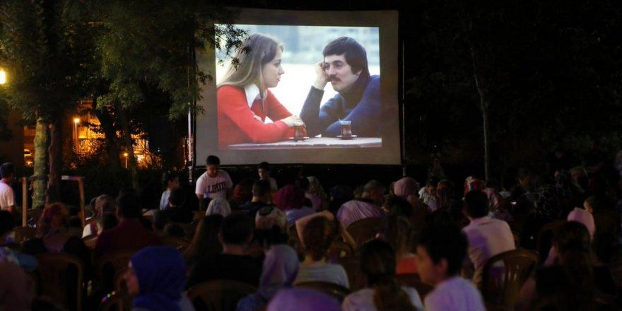 SORGED'den açık hava sineması etkinliği! Katılım ücretsiz