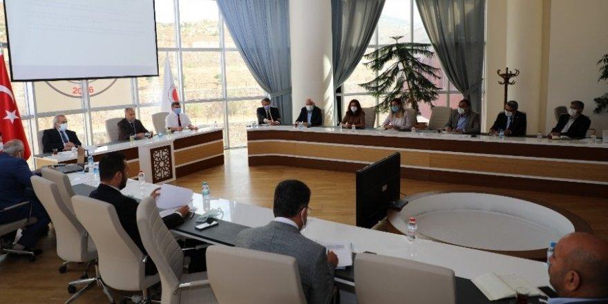 Yozgat Bozok Üniversitesi Rektörü Karadağ: Belgelendirmek istiyoruz