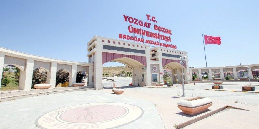 Yozgat Bozok Üniversitesi yükselişini sürdürüyor