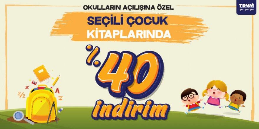 Türkiye Diyanet Vakfı Yayınları çocukları sevindirecek