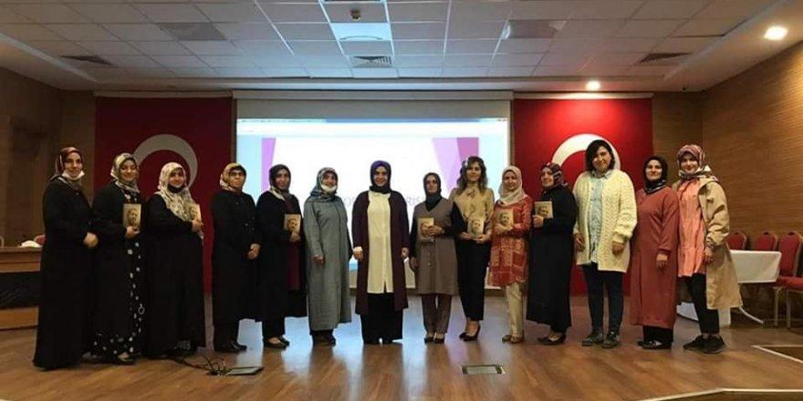 Ak Parti İlçe Kadın Kolları Başkanları Yozgat'ta toplandı