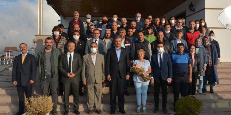 Başkan Celal Köse: Yozgat'ımızı  bir üst lige çıkaracağız