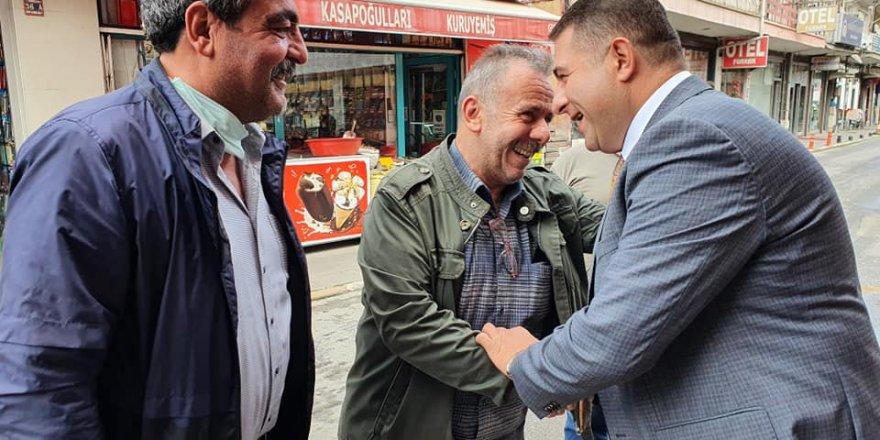 MHP Yozgat Milletvekili Sedef: En üst perdeden dile getiriyoruz