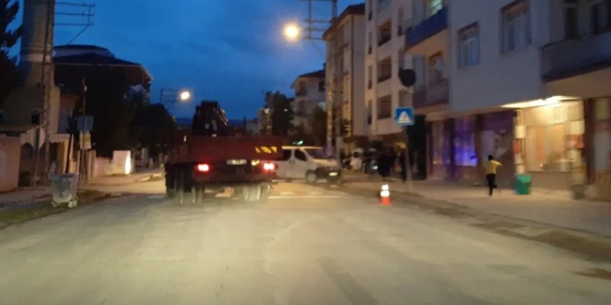 Yozgat'ta feci kaza! 16 yaşındaki genç can verdi