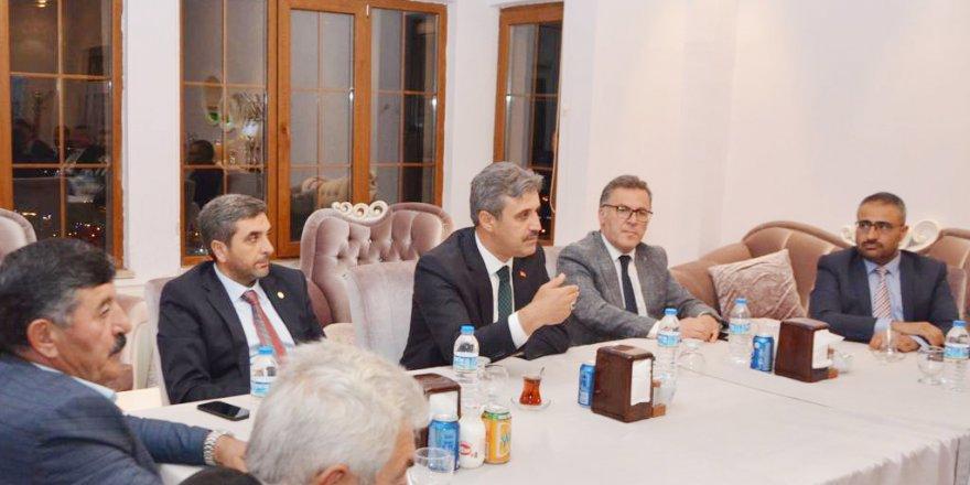 Yozgat Belediye Başkanı Köse tek tek dinledi!