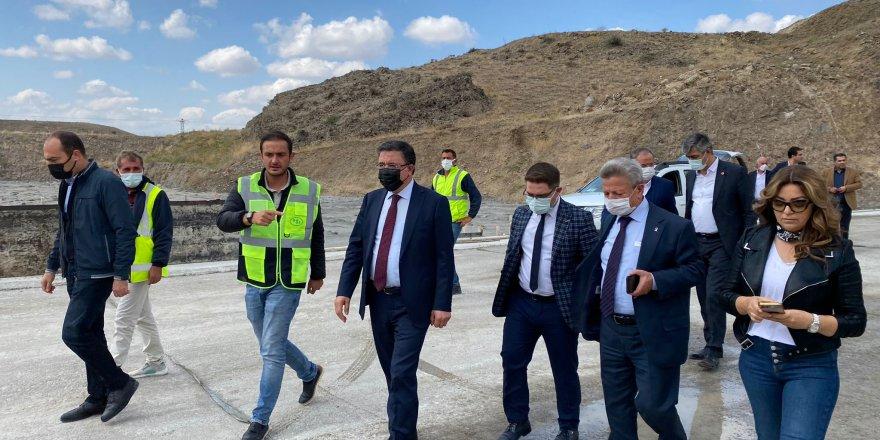 Ak Parti Yozgat Milletvekili Başer: 2022 yılında tamamlamayı hedefliyoruz