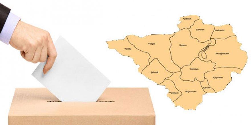 Tarih netleşti! Yozgat'ta adım adım seçime gidiliyor