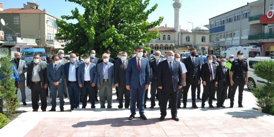 """Yozgat'ta """"Gaziler Günü"""" kutlandı"""