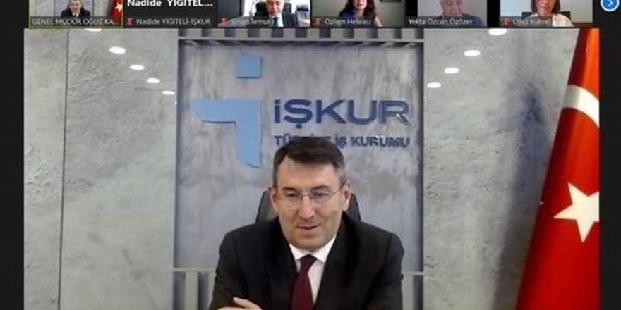 İŞKUR'dan İnsan Kaynakları Platformu Etkinliği