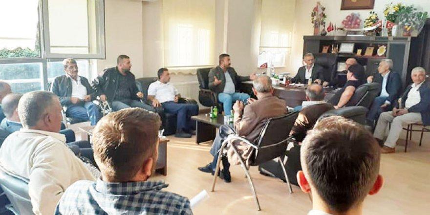 Yozgat'ta kooperatifler birleşiyor