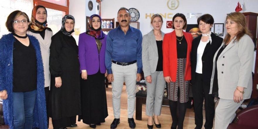 İşte Yozgat'ta bozkırın kadın girişimcilerinin hedefi