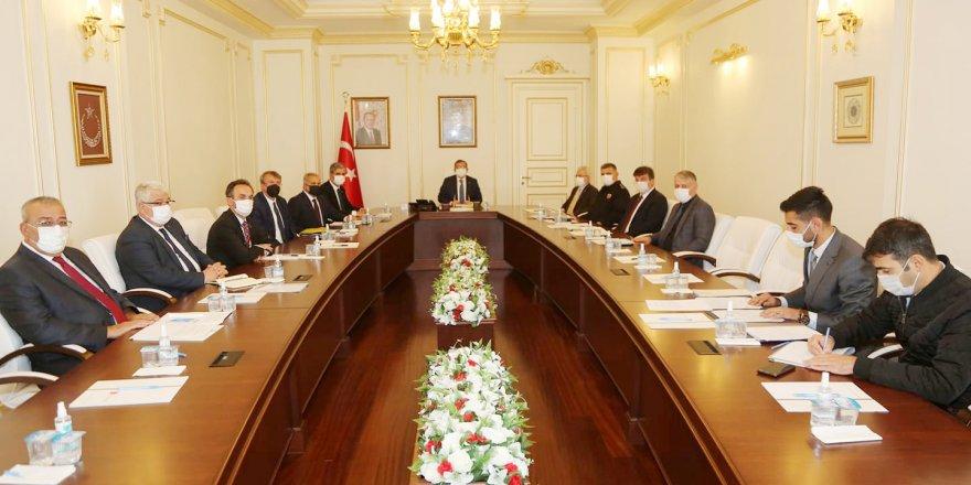Yozgat Valisi Polat talimat verdi! Hepsi öğrencilere açıldı