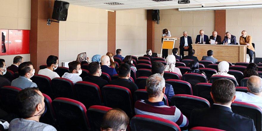 Yozgat'ın proje okulu belirlendi
