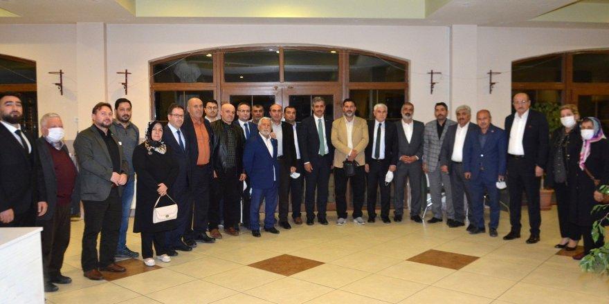 Başkan Köse: Yozgat'ımızı ileri taşıyacak her fikir bizim için değerlidir