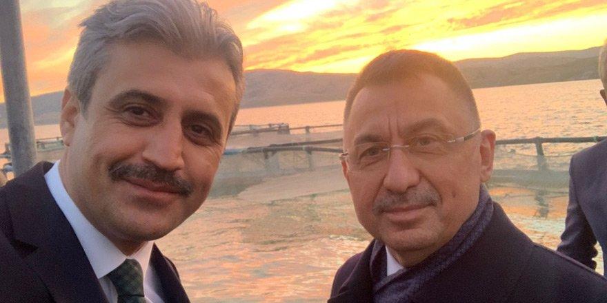 Yozgat Belediye Başkanı Köse: Cumhurbaşkanı Yardımcımız Fuat Oktay'a şahsım ve şehrim adına teşekkür ediyorum